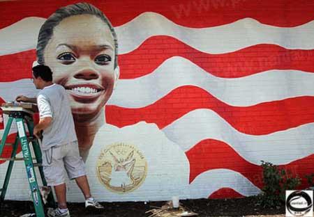 عنوان بانوی سال امریکا به این دختر سیاه پوست رسید +عکس